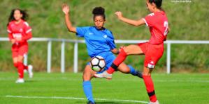 Une Grenobloise appelée en équipe de France U16