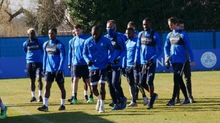 GF38 : les 18 joueurs retenus pour la réception des Chamois Niortais