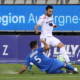 Ligue 2 : bilan de la 25ème journée