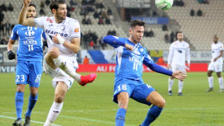 Ligue 2: les enjeux de la 27ème journée