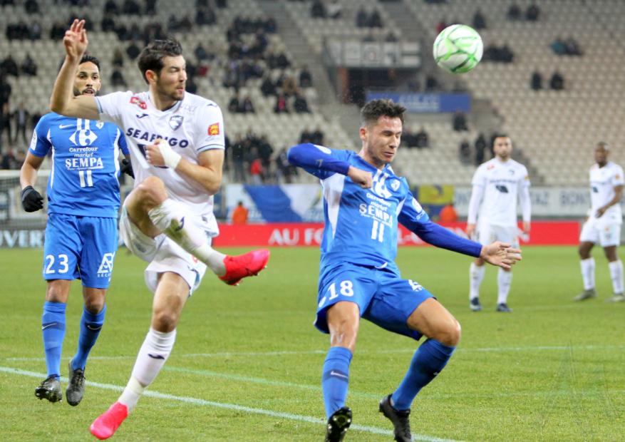 Ligue 2 : les enjeux de la 25ème journée