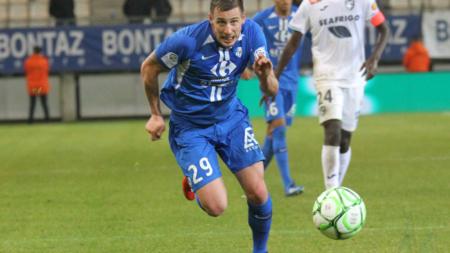 GF38 : les 18 joueurs retenus pour le déplacement à Caen