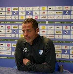 Philippe Hinschberger (GF38) : «0-0 est un score qui ne me convient pas»