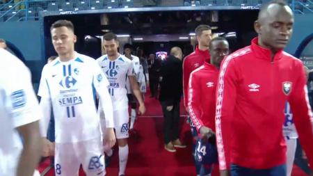 SM Caen – GF38 (2-0) : le résumé vidéo