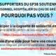 Les ultras grenoblois lancent une cagnotte pour soutenir le personnel hospitalier du CHU de Grenoble