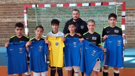 Futsal U13 – Les Géants sur le toit de l'Isère