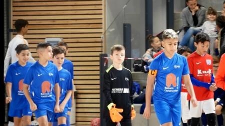 Le FC Voiron Moirans remporte la Villeneuvoise U11