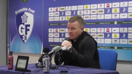 Olivier Guégan (Valenciennes) : «C'est super valorisant que tes anciens joueurs aient envie de retravailler avec toi»