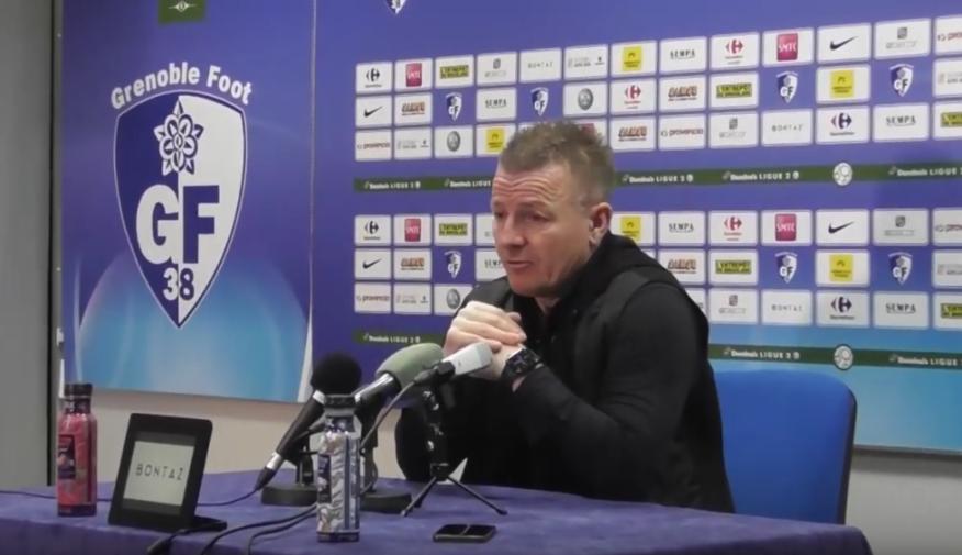 Olivier Guégan (Valenciennes) : «La victoire est amplement méritée»