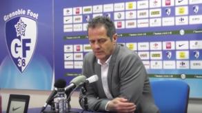 Philippe Hinschberger avant GF38-ACA : de la fébrilité défensive à Grenoble ?