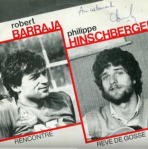 On a retrouvé le 45 tours de… Philippe Hinschberger