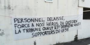 La cagnotte des supporters du GF38 a dépassé les 15 000: la solidarité au rendez-vous
