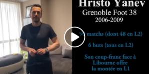 Hristo Yanev a un message pour les supporters du GF38