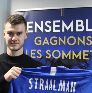 Bart Straalman : «En revenant vers moi après 6 mois, le GF38 m'a montré sa confiance»