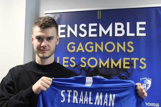 Bart Straalman : «Grenoble joue un peu à la manière néerlandaise»