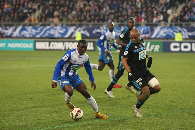 Grenoble - Marseille coupe de France