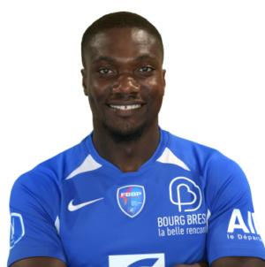 Compilation des buts d'Achille Anani en National avec Bourg-Péronnas
