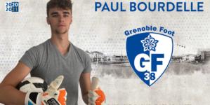 Grenoble tient son 3ème gardien