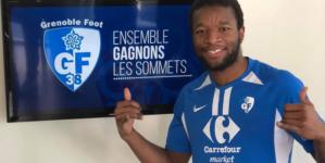 Mamadou Diallo (GF38) : « Mes plus belles années sont à venir ! »