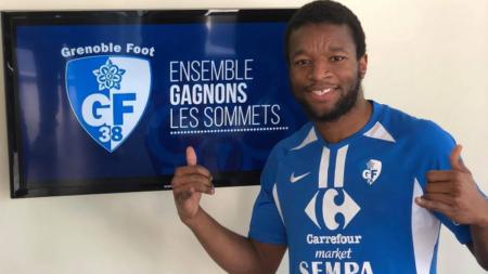 [Officiel] Mamadou Diallo recruté par le GF38