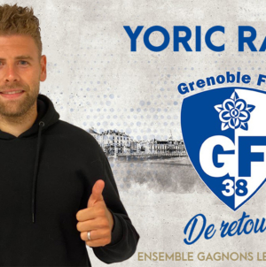 #GF38 – Le point recrue : qui est Yoric Ravet ?