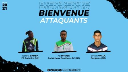exGF38 – Ali M'Madi rejoint Tours
