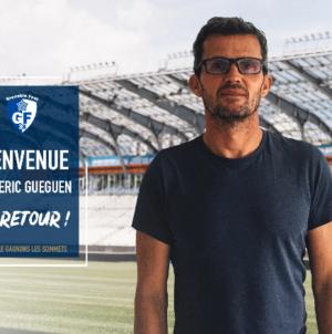 [Officiel] Frédéric Guéguen de retour au GF38 !
