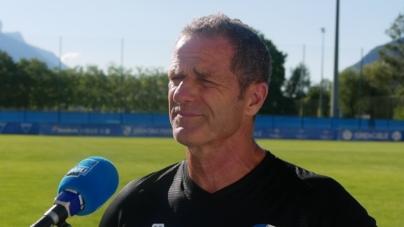 [Presse] Philippe Hinschberger: «Quand vous êtes menés 2-0 faire entrer des attaquants cela n'a rien de la science-fiction»