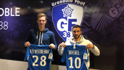 Jules Sylvestre-Brac fait son retour au GF38