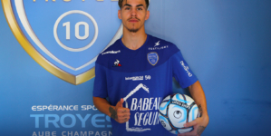 [exGF38] Premier but en professionnel pour Brandon Domingues