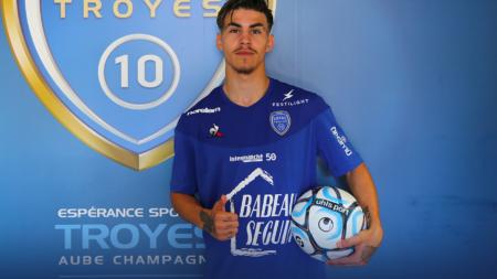 [Officiel] Un premier contrat pro pour Brandon Domingues avec Troyes
