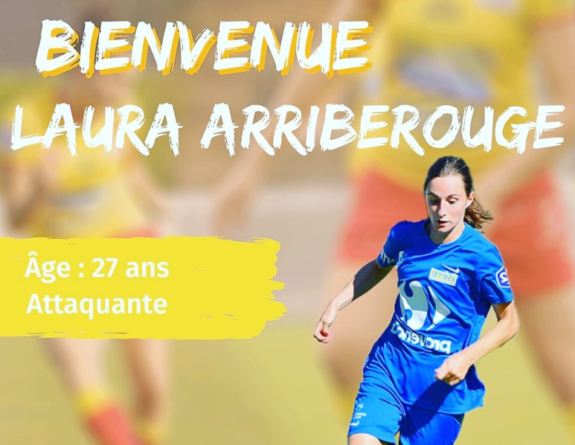 Direction Albi pour Laura Arriberouge
