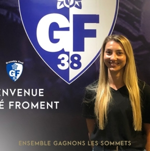 #D2F – Une nouvelle recrue arrive au GF38