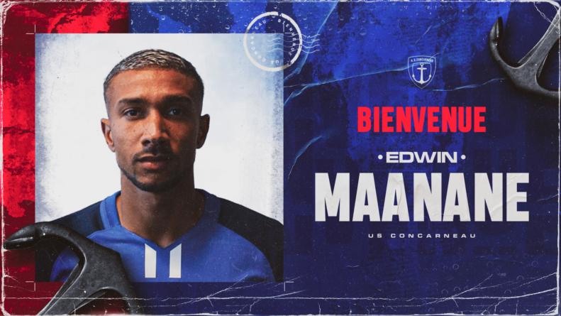 exGF38 : Edwin Maanane rejoint un club de National