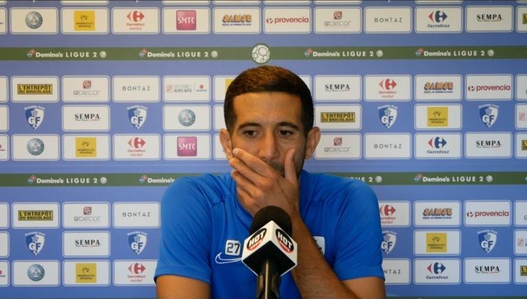 Florian Raspentino : «Tout n'a pas été dégueulasse dans mes prestations»