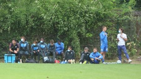GF38 – Bourg-Péronnas se jouera lui aussi à huis-clos