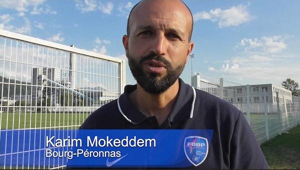 Karim Mokeddem «Si on est dégueulasse 30 journées en gagnant 1-0 je ne sais pas si je serai content»
