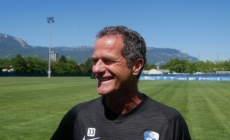 [Conférence de presse]  Philippe Hinschberger avant Troyes – GF38