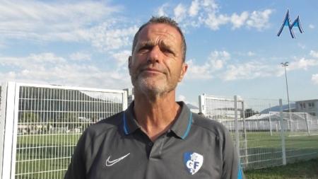 Philippe Hinschberger (GF38) : «J'ai trouvé ça plutôt positif»