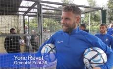[Ligue 2] Yoric Ravet sur le podium des meilleurs passeurs