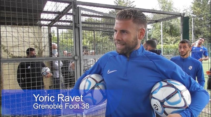 Yoric Ravet (GF38) : «J'ai toujours la même envie de gagner et de ne rien lâcher»