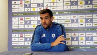 Adrien Monfray (GF38) : «Envie de jouer au foot le plus vite possible»