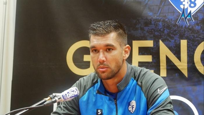 [Presse] Deux Grenoblois dans l'équipe-type France Football de la J4 de Ligue 2