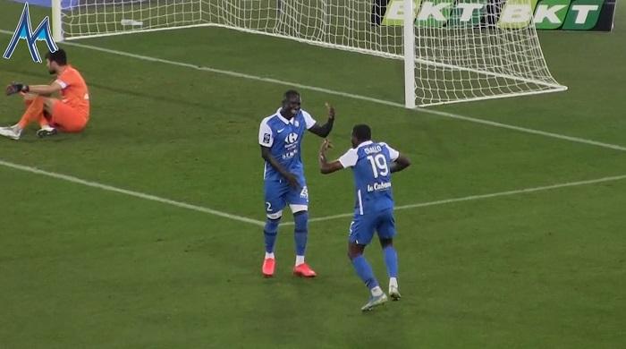 [Vidéo] Moussa Djitté – Mamadou Diallo : la connexion sénégalaise du GF38 fait le spectacle
