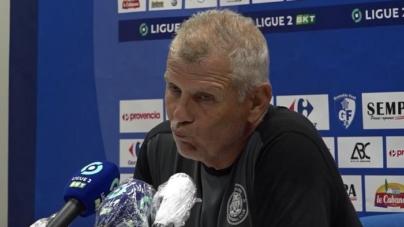 Patrice Garande (DFCO) : «On va à Grenoble pour enchaîner»