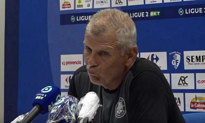 [Ligue 2] Un nouvel entraîneur au DFCO