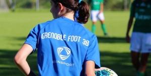 [U19F] Grenoble accroche l'Olympique de Marseille