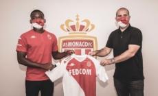 Jonathan Bakali signe son premier contrat pro' avec Monaco
