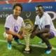 exGF38 – Ryan Sanusi champion de Belgique (D1B) avec Beershot