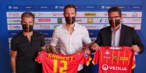 [exGF38] Ghislain Gimbert s'engage au Mans